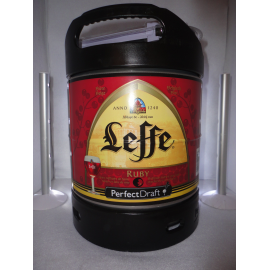 Leffe Ruby 6L (Fruits Rouges)