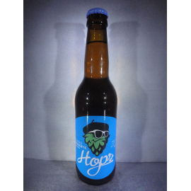 La Bouquine Hops 33 cl